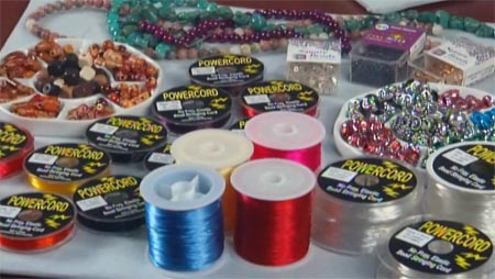 Video Tutorial - Finishing Elastic and Powercordand Beads