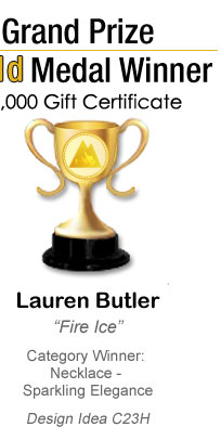 Grand Prize Gold Medal Winner: Lauren Butler