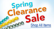 Spring Clearance Sale - Save up to 85%