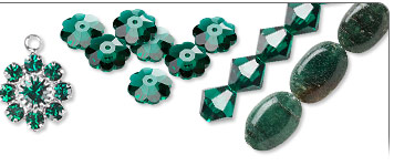 Pantone 2013 Color of the Year - Emerald