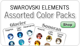 Swarovski Elements Assorted Color Packs