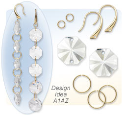 Instant Earrings for Brides and Bridesmaids