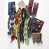 Bead strand, Blue Moon Beads®, mixed materials, colors, sizes and shapes. Sold individually.