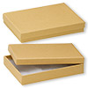 Box, kraft paper, cotton-filled, 7-1/8 x 5-1/8 x 1-1/8 inches. Sold per pkg of 100.