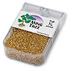 Seed bead, Ming Tree™, glass, silver-lined tan, #11 round. Sold per pkg of 1/4 pound.