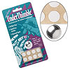 Under Thimble® steel protector with reusable adhesive pads. Pkg of 1-set.