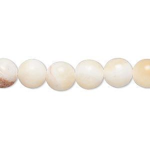 bead, yellow calcite (natural), 8-9mm round, c grade, mohs hardness 3. sold per 15-inch strand.