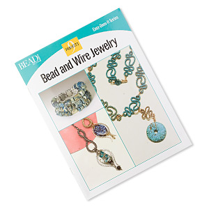 book, bead and wire jewelry from beadbutton projects - easy-does-it series. sold individually.