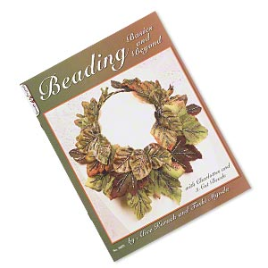 book, beading basics and beyond by alice korach and toshi myoda. sold individually.