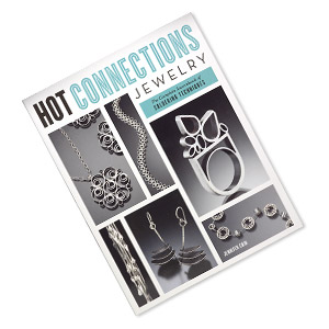 book, hot connections jewelry: the complete sourcebook of soldering techniques by jennifer chin. sold individually.