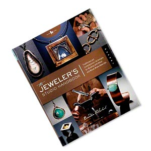 book, the jewelers studio handbook by brandon holschuh. sold individually.