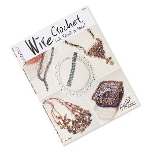 book, wire crochet, knit, tassels and more by suzanne mcneill. sold individually.