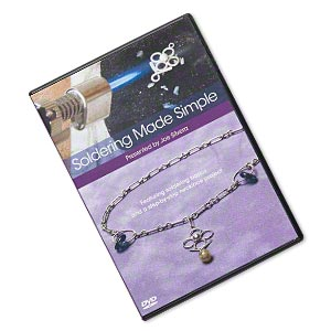 dvd, soldering made simple instructional video with joe silvera. sold individually.