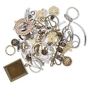 Finding Assortments/Sets Mixed Metals Mixed Colors