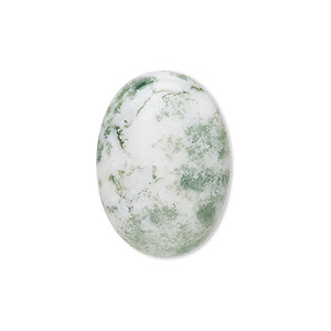 Cabochons Grade B Tree Agate