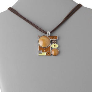Pendant Style Browns / Tans Everyday Jewelry