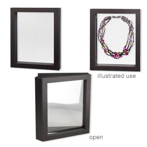 Display Frames Silicone Clear
