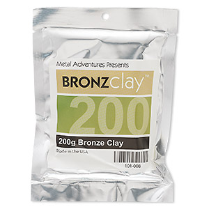 Metal Clay Bronze Bronzclay