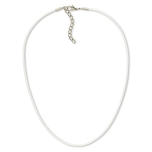Other Necklace Styles Leather Whites