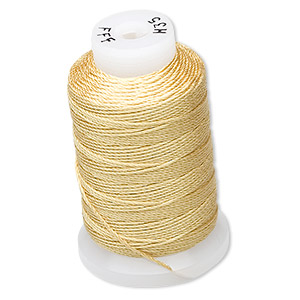 Thread Silk Yellows