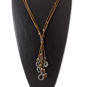 Y Necklaces Everyday Jewelry H20-5446JD