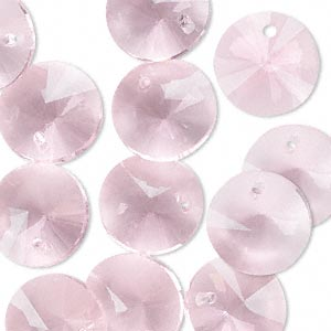 Drops Glass Pinks
