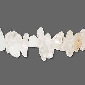 Beads Grade D Quartz Crystal