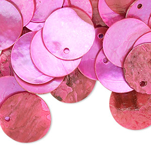 Drops Mussel Shell Pinks