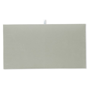 tray insert, velveteen, grey, 14 x 7-3/4 inch pad. sold individually.